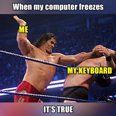 Meme Wrestling