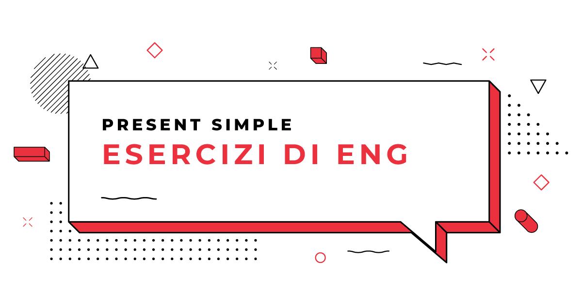 Esercizi-Present-Simple
